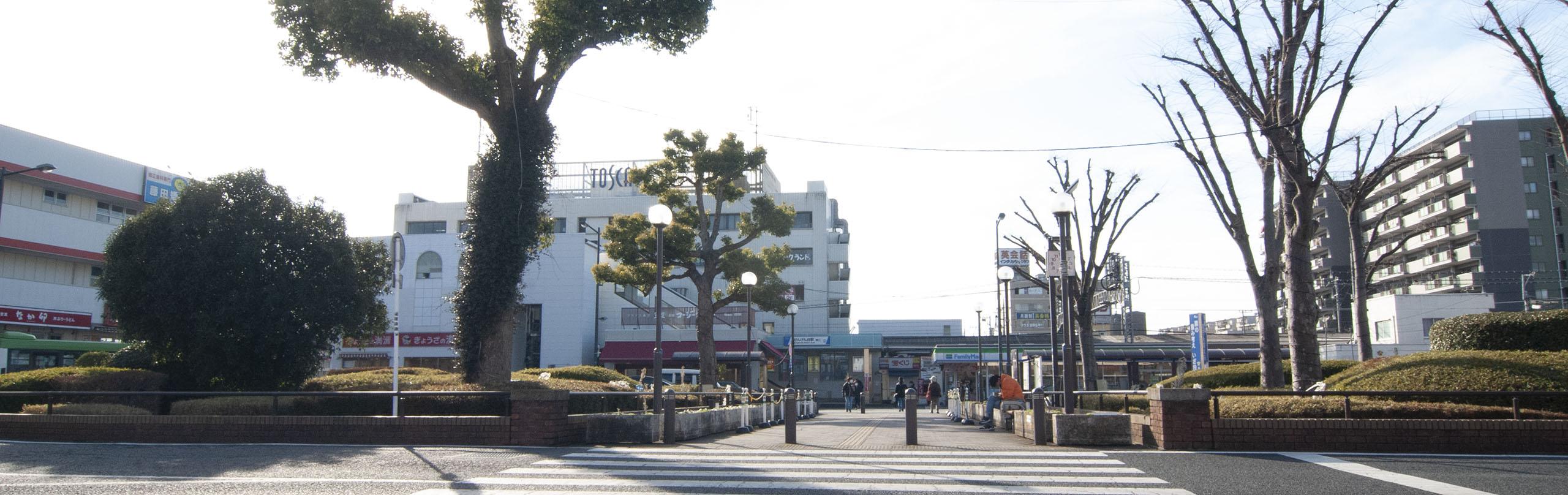 せんげん台東口商店会